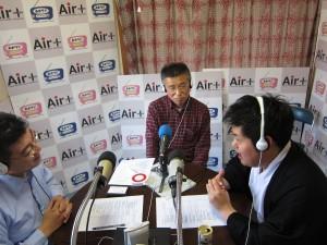 Air+ランチョンラジオ